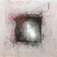 Squares With Scribbles No. 1