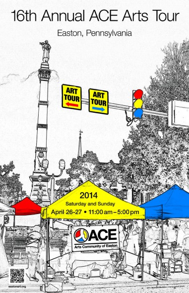 16th Annual ACE Arts Tour in Easton