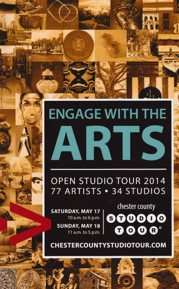 2014 Chester County Studio Tour