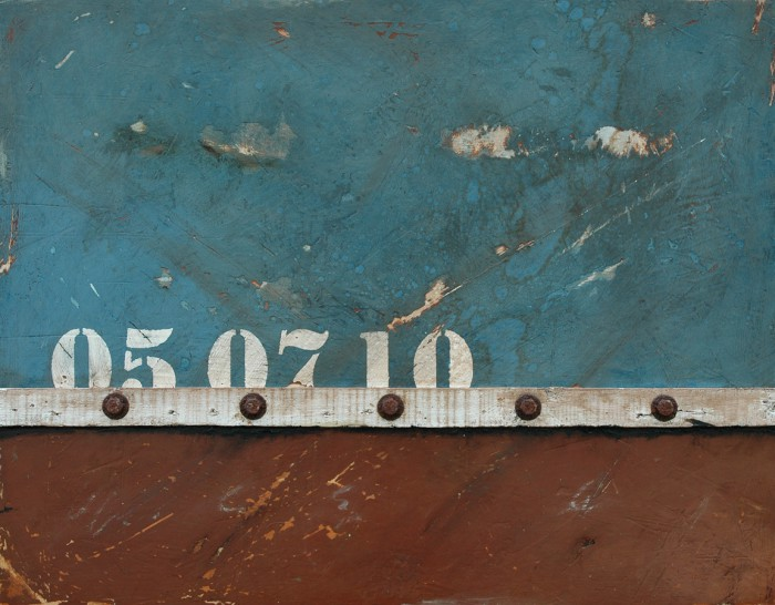 Markings: 050710 - Abstract Industrial Art by Domenick Naccarato
