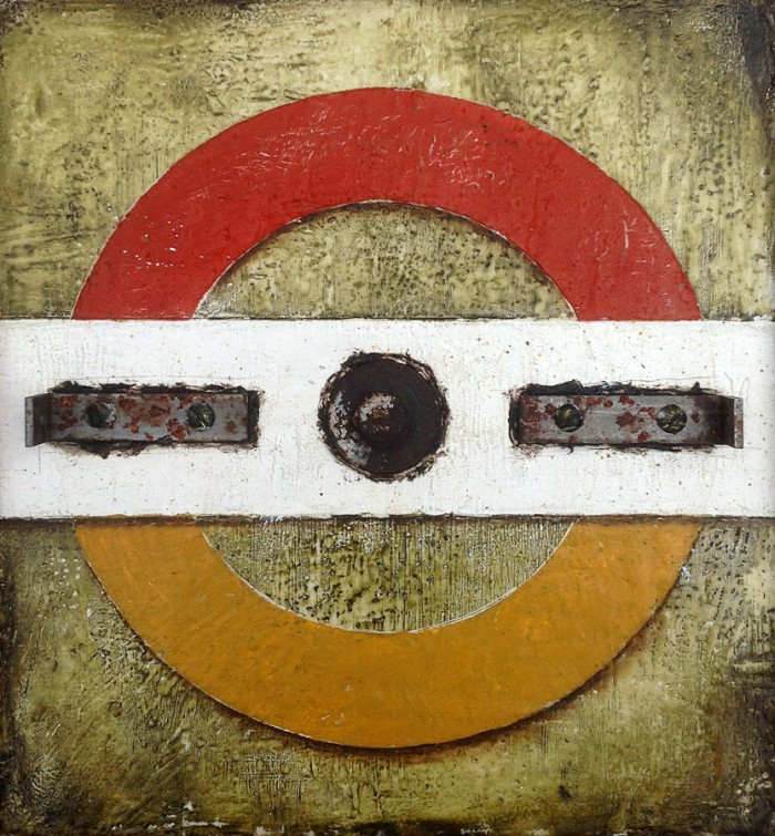 Encaustic & Assemblage Art by Domenick Naccarato