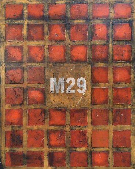 Markings: M29