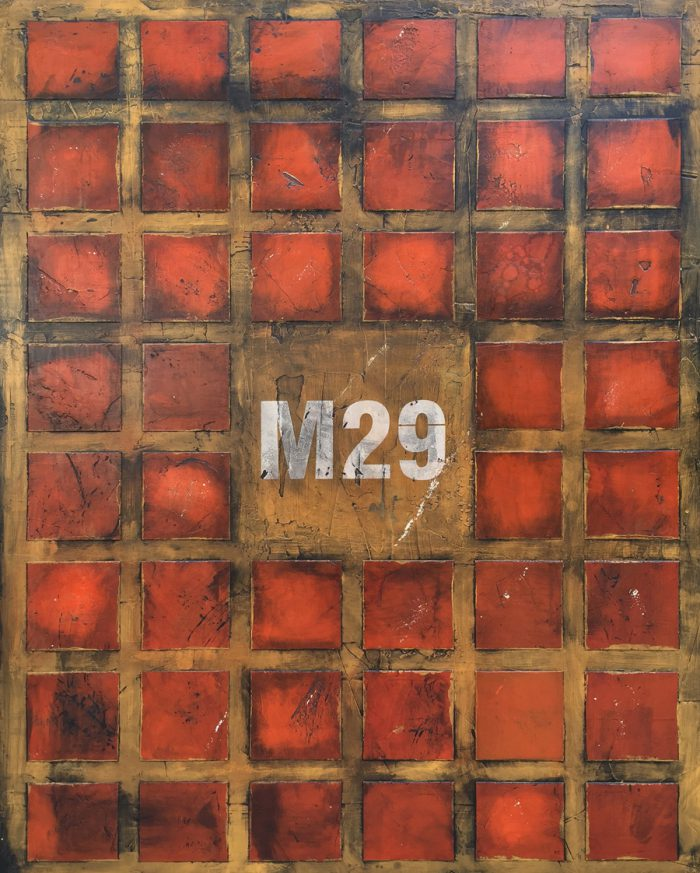 Domenick Naccarato - Markings: M29