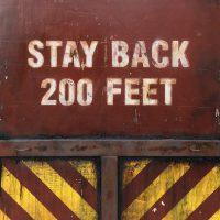 Domenick Naccarato - Markings: Stay Back 200 Feet
