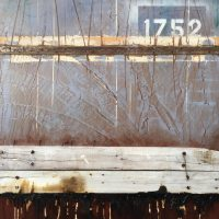Wall Segments & Markings: 1752