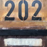 Domenick Naccarato - Wall Segments & Markings: 202