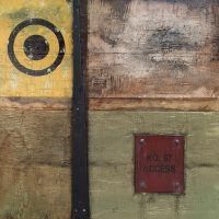 Domenick Naccarato - Wall Segments & Markings: No.57 Access