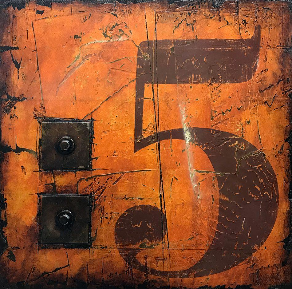 Industrial Vignettes, No. 5 - Domenick Naccarato